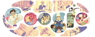 Google Doodle: International Women's Day