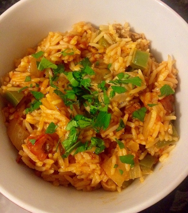 My HelloFresh Meal Review: Jambalaya