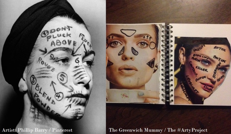 The Greenwich Mummy   The #ArtyProject Update 2