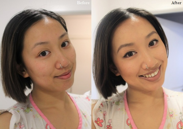 The Greenwich Mummy | Before & After Makeup