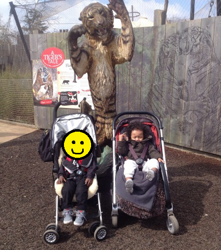 LO At London Zoo