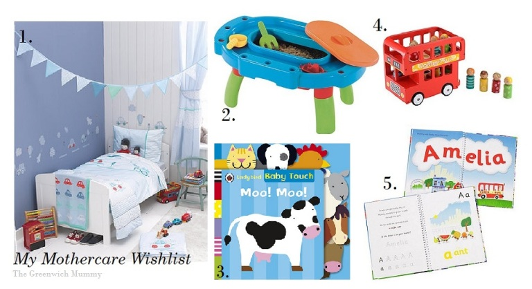 The Greenwich Mummy | My Mothercare Wishlist