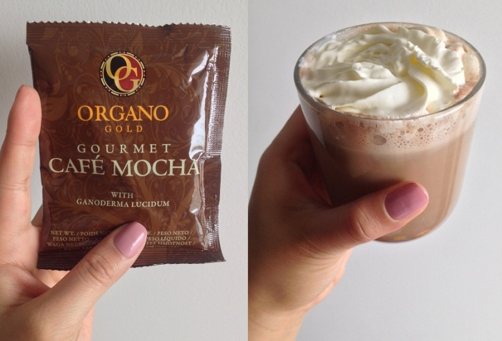 The Greenwich Mummy   Organo Gold Coffee Review
