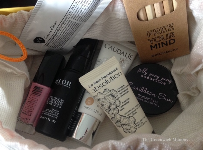 The Greenwich Mummy | May Birchbox Review