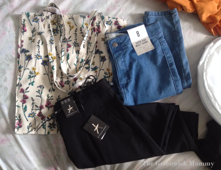 The Greenwich Mummy | Primark Haul 2