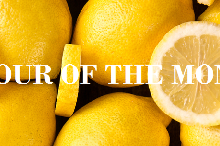 Flavour of the Month: Lemons