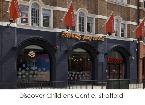 Oliver Jeffers Exhibition at Discover Stratford