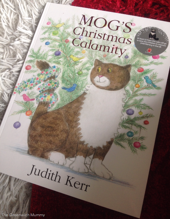 Judith Kerr: Mogs Christmas Calamity Review