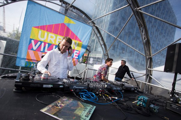 Gilles Peterson Urban Village Fete 1