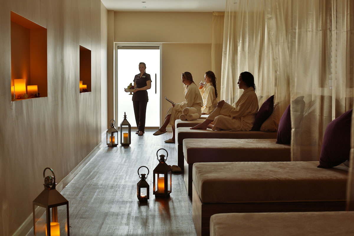 Spa LONDON Wimbledon Review | The Greenwich Mummy