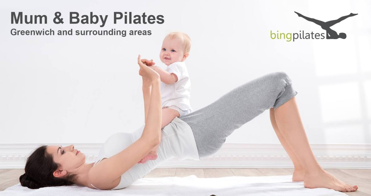 Review: My Mother & Baby Pilates class with Bing Pilates Greenwich