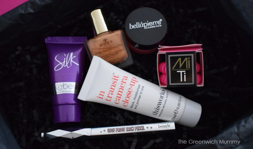 The Greenwich Mummy Blog | LookFantastic Beauty Box Review