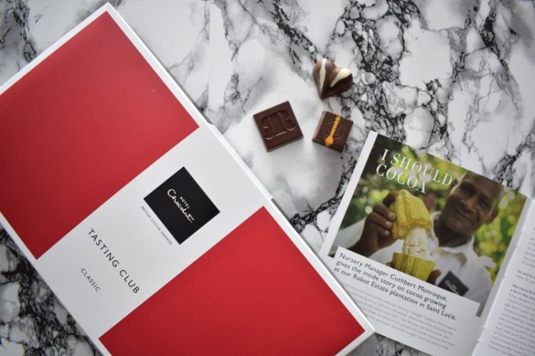 The Greenwich Mummy Blog | Hotel Chocolat Classic Box Review