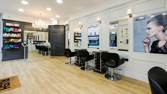 The Greenwich Mummy Blogger: Rush Hair Salon Greenwich Review