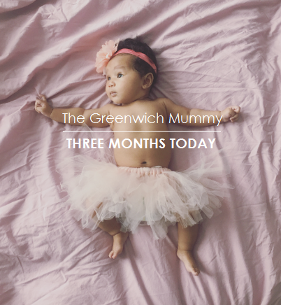The Greenwich Mummy Blog | Baby Monthly Milestone