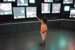 LO in the main gallery