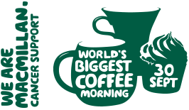 The Greenwich Mummy Blog | Macmillan World's Biggest Coffee Morning