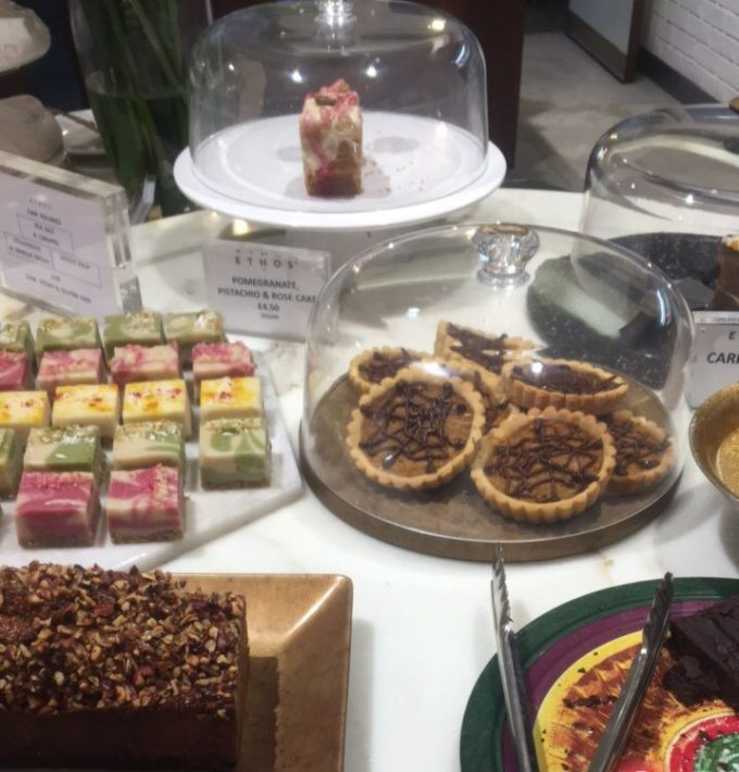 The Greenwich Mummy Blog | Ethos Foods Restaurant Review