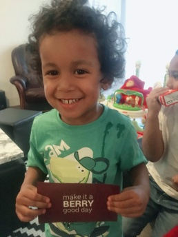 The Greenwich Mummy Blog Reviews Berry Kids - The Berry Company