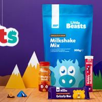 """Review: MyProtein's Little Beasts healthy snacks are """"so yummy""""!"""