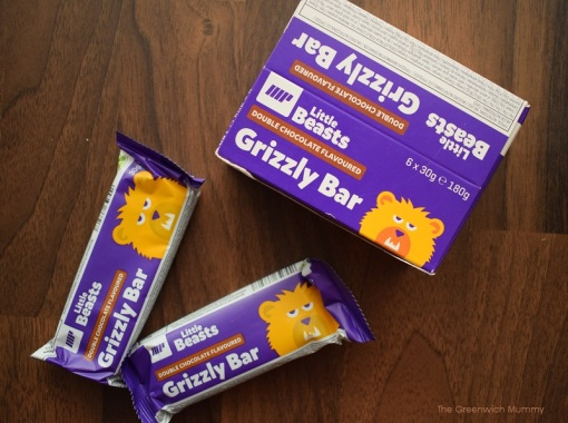 The Greenwich Mummy Blog | MyProtein Little Beasts Snack Review