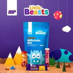 Little Beasts Kids Range by MyProtein.com