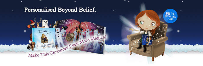 The Greenwich Mummy Blog | Magic Chair: The Search For Santa Book Review