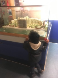 A view of the Dockland development model