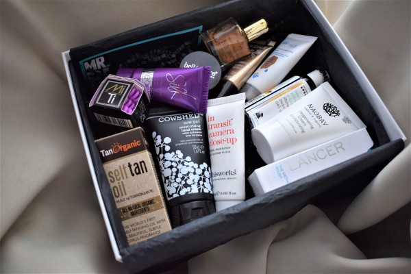 The Greenwich Mummy Blog: LF Black Friday Beauty Box Review