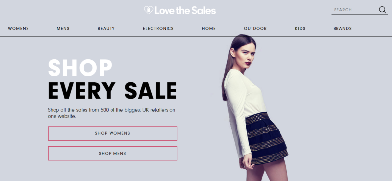 The Greenwich Mummy Blog: LoveTheSales.com Review