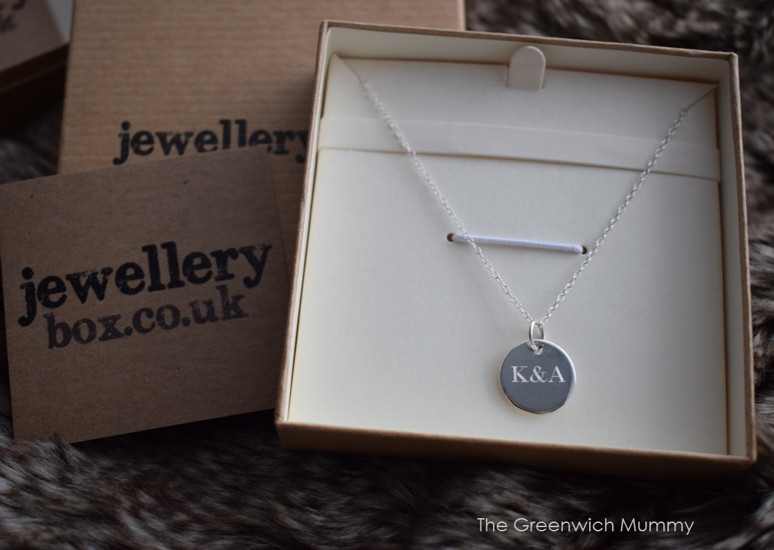 The Greenwich Mummy Blog | Personalised Jewellery Box Review