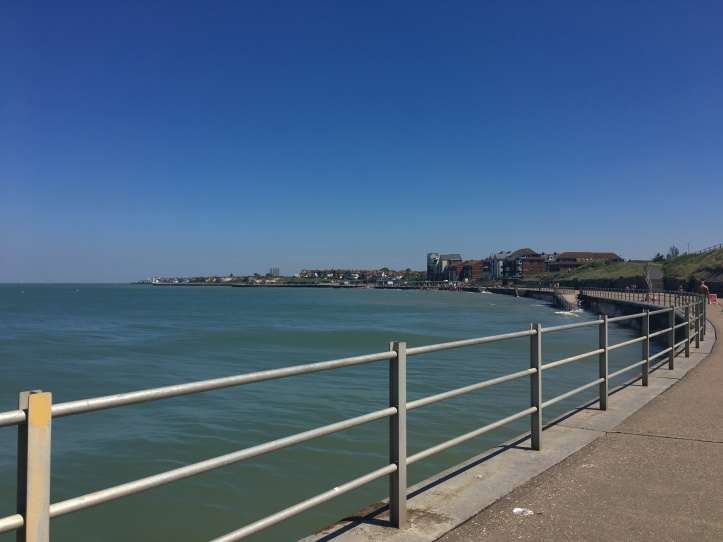 The Greenwich Mummy | Westgate-on-Sea best beach for Kids