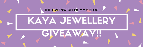 The Greenwich Mummy Blog | Kaya Jewellery Wishlist & Giveaway