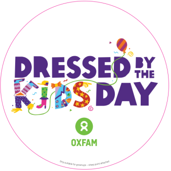 The Greenwich Mummy Blog | Oxfam Dressed by the Kids Day