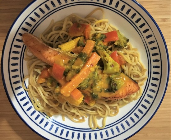 The Greenwich Mummy Blog - Mister Paste New Vegetarian Mango Sauce Review