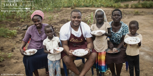 The Greenwich Mummy Blog | World Vision x Selasi Gbormittah Share A Meal