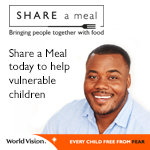 The Greenwich Mummy - World Vision Selasi Gbormittah - Share A Meal Campaign