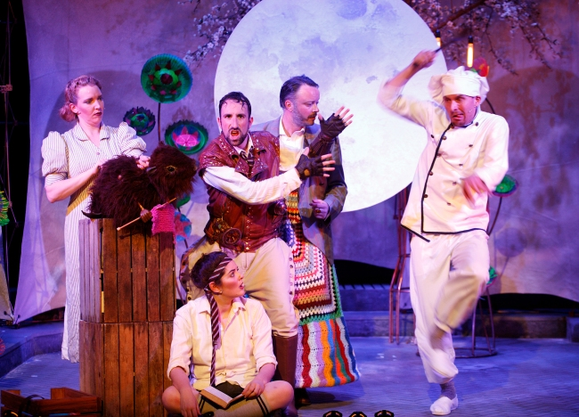 The Greenwich Mummy Blog | Hunting of the Snark at Greenwich Theatre