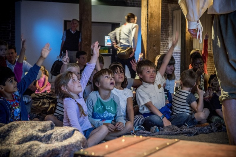 The Greenwich Mummy Blog | Museum of London Docklands Time Tunnellers
