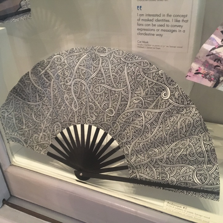 The Greenwich Mummy Blog - The Fan Museum #StreetFans exhibition