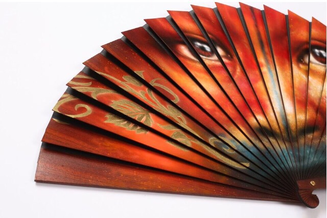 The Greenwich Mummy Blog | The Fan Museum #StreetFans exhibition launch