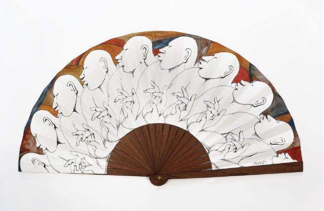 The Greenwich Mummy Blog | The Fan Museum #StreetFans exhibition