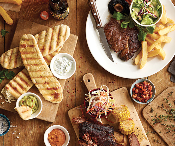The Greenwich Mummy Blog | Beefeater Woolwich Food Review