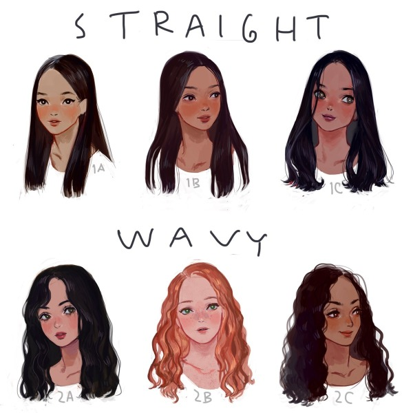 how to go from straight hair to curly hair
