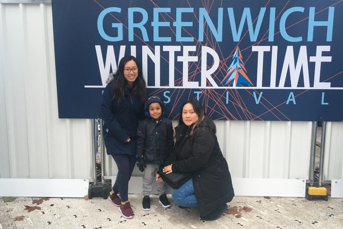 The Greenwich Mummy Blog | Greenwich Wintertime Festival Review
