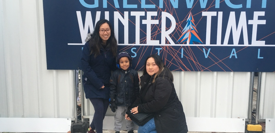 The Greenwich Mummy Blog   Local Events: Greenwich Wintertime Festival Review