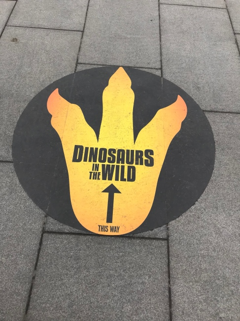 The Greenwich Mummy Blog - Dinosaurs in the Wild Review