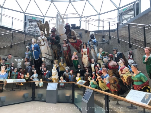 The Greenwich Mummy | Toddler Time at the Cutty Sark Greenwich