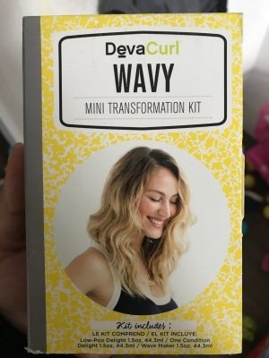 The Greenwich Mummy Blog | My complete wavy hair care routine