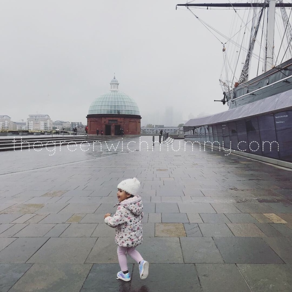 The Greenwich Mummy   Toddler Time at the Cutty Sark Greenwich
